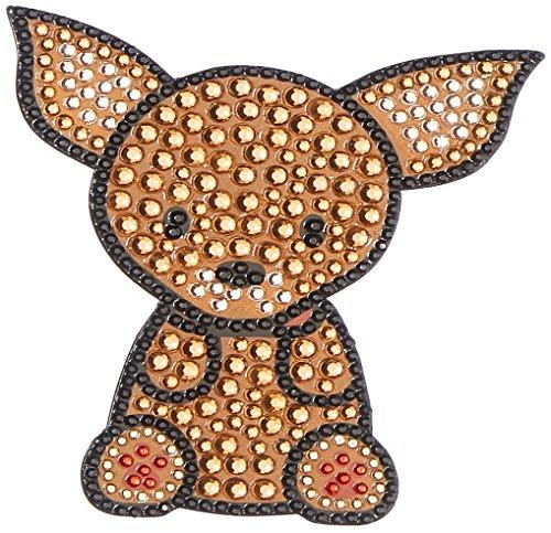 FouFou Dog Sticker à Strass Chihuahua
