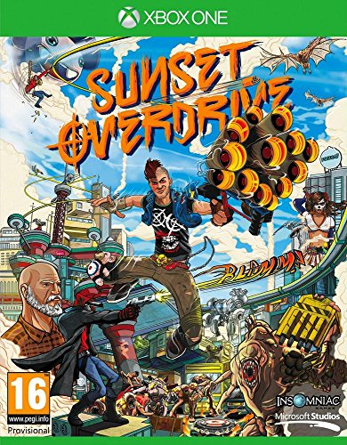 Sunset Overdrive [video game]