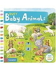 Jatkowska, A: Busy Baby Animals
