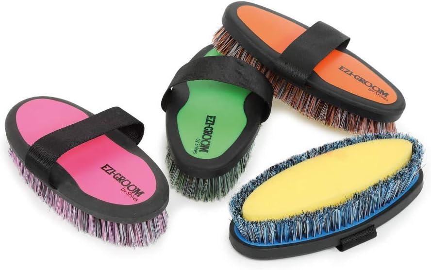 Shires 1398 Grip Sponge Brush Black