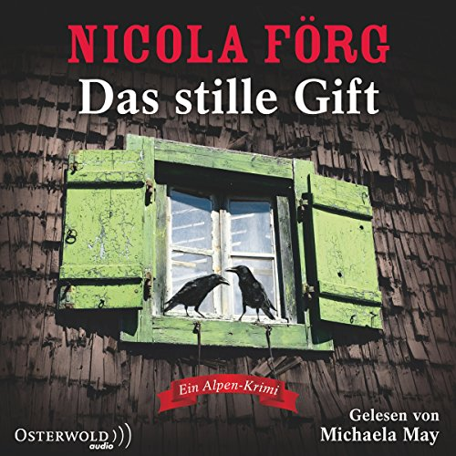 Das stille Gift audiobook cover art
