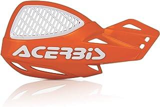 Protetores de mão ventilados Acerbis Uniko MX (laranja/branco)