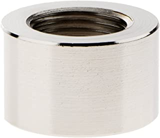 non brand M18x1.5mm Gewinde Sauerstoffsensor Extruder Schraubmutter aus Eisen, Rostfrei