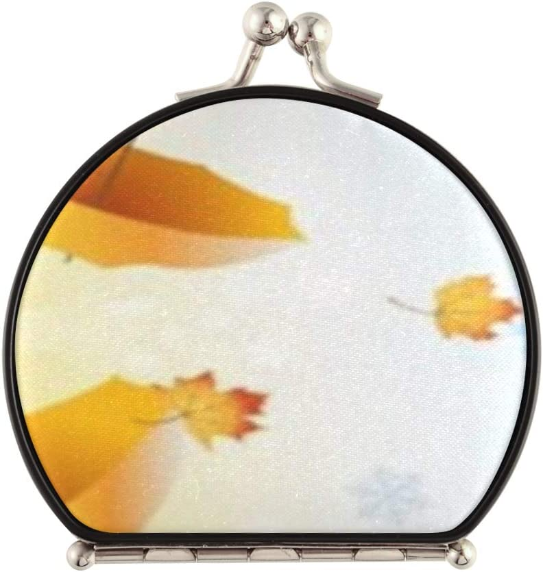JIUCHUAN Travel Makeup Mirror Max Easy-to-use 84% OFF 1x Port Compact 10x Magnification