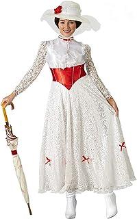 Déguisements Déguisements filles Enfants Victorien Mary Nanny Ramoneur Costume Déguisement Livre Jour