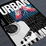 Dibbs Clothing The Verve Urban Hymns Adidas Poster im