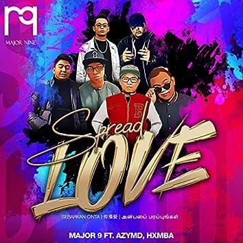 Spread Love (feat. Hxmba & Azymad)