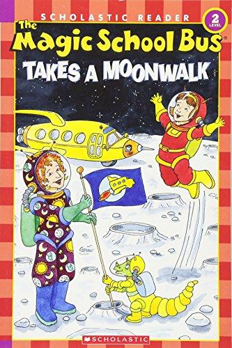 The Magic School Bus Takes a Moonwalk (Scholastic Reader Level 2: the Magic School Bus)の詳細を見る
