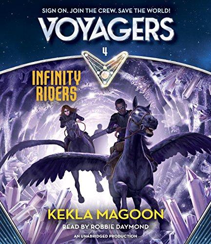 Infinity Riders cover art