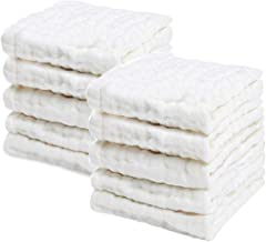 baby face washers and towels
