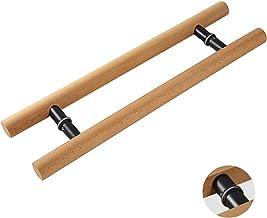 Modern En Eenvoudige Log Deurklink, For Glazen Deur-houten-deur-office Schuifdeur Handvat, Schroeven, 5 Maten Beschikbaar...