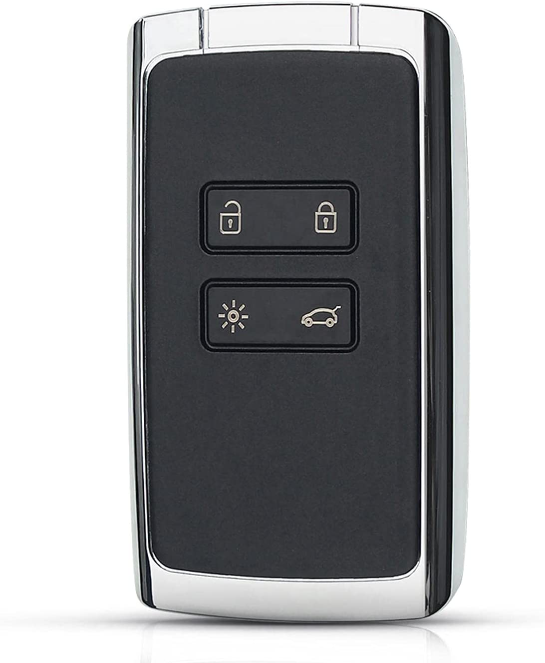 FLJKCT Max 61% OFF 4 Buttons Remote Key Shell for Many popular brands Replacement Car