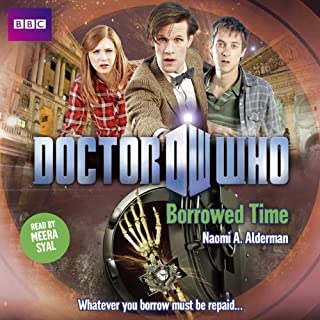 Doctor Who: Borrowed Time cover art
