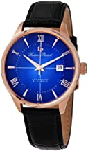 Lucien Piccard Automatic Blue Dial Men's Watch LP-1881A-RG-03