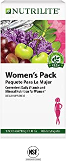 Amway Nutrilite® Women's Daily Supplement 30 Packs