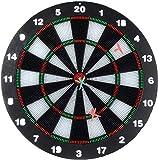 Engelhart - 065020- Safety Dart Set - Kinder Dartscheibe mit Target und Dart Safe - 1 Ziel von Darts Spezialkind mit einem Durchmesser von 40 cm