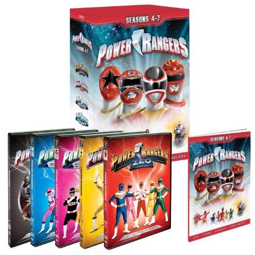power rangers lost galaxy on dvd - 2