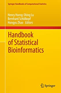 Handbook of Statistical Bioinformatics