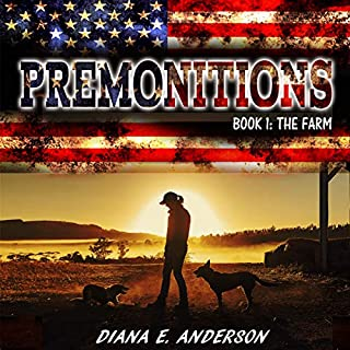Premonitions: Book 1: The Farm audiobook cover art