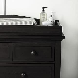 oxford baby dallas 7 drawer dresser slate