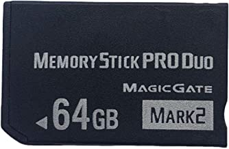 $33 » Sponsored Ad - MS 64GB Memory Stick Pro Duo MARK2 for PSP Accessories/Camera Memory Card …