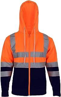 Amazon.co.uk: Orange Hoodies Hoodies & Sweatshirts: Clothing
