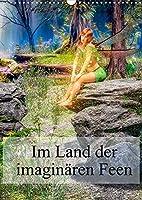 Im Land der imaginaeren Feen (Wandkalender 2022 DIN A3 hoch): Traeumereien in einem imaginaeren Land (Planer, 14 Seiten )