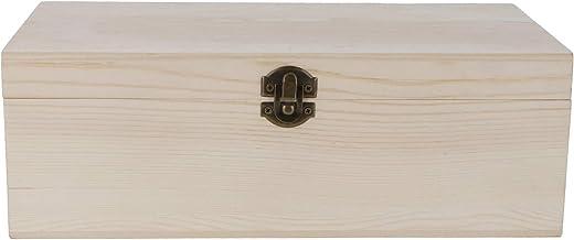 Fdit Pudełko do przechowywania, drewniane pudełko do przechowywania olejków eterycznych 25 przedziałów pudełko do przechow...