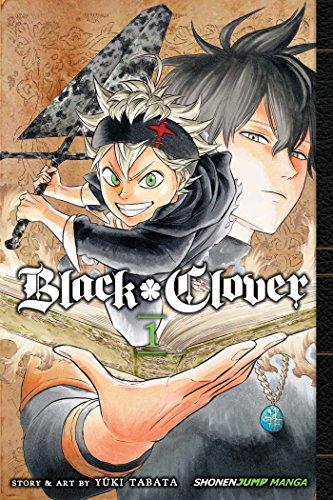 Black Clover, Vol. 1: The Boy's Vow