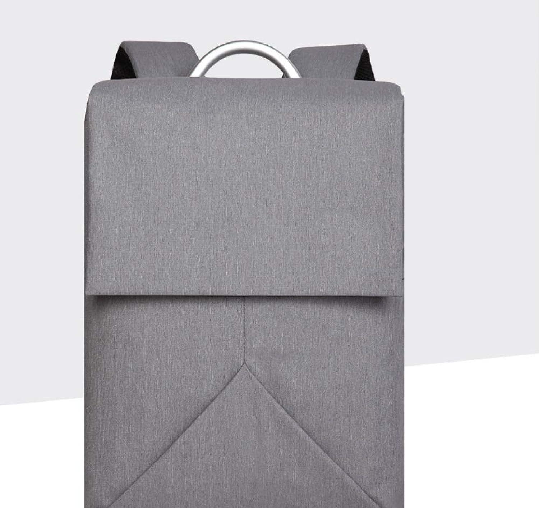 ZBBSHOP Rucksack Mnner und Frauen koreanische Version der Persnlichkeit Rucksack Computertasche