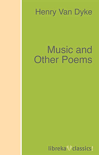 Music and Other Poems (English Edition)