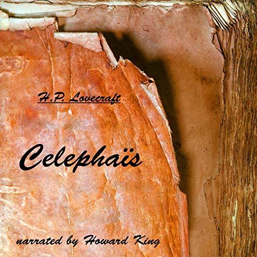 Celephaïs audiobook cover art