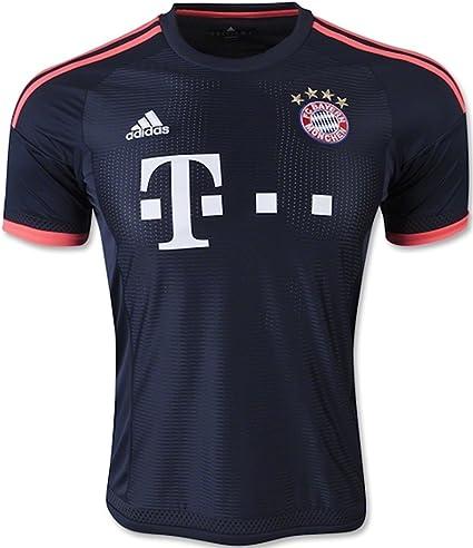 adidas FC Bayern Munich 3rd Jersey (Navy)