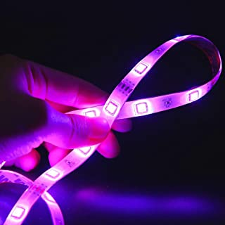 LED Light Strip 5M 300 LEDs 5050 RGB SMD Strip Light IP65 Waterproof Flexible Strip with 44 Key IR Remote Redvive