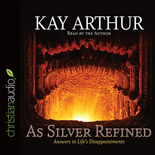 As Silver Refined audiobook cover art
