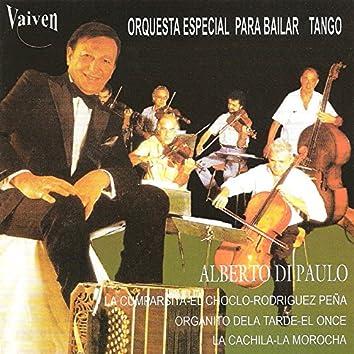 Orquesta Especial para Bailar Tango