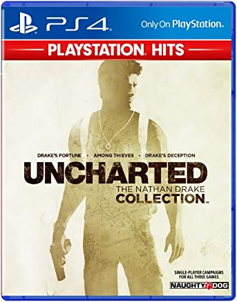 Sony PCAS-20009E UNCHARTED: The Nathan Drake Collection (English Jacket) PlayStationHits