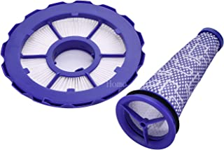Home Deals USA Replace Dyson DC50 Filter (dc50 Combo Pack) Animal and Multi Floor vacuums, Part Number 965080-01 & 965081-01