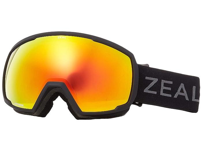 Zeal Optics Nomad (Dark Night w/ Phoenix Mirror) Snow Goggles