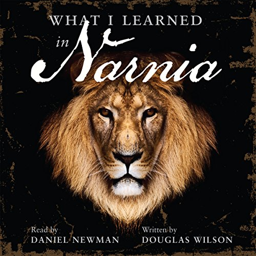 What I Learned in Narnia audiobook cover art