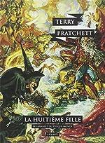 Les annales du Disque-Monde, Tome 3 - La Huitième Fille de Terry Pratchett