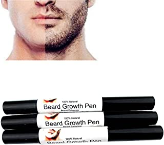 Shouhengda Beard Growth Pen Enhancer liquid Beard Growth Oil Pen