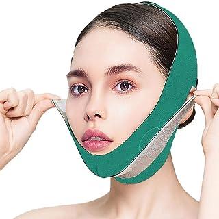 Jannyshop Afslankband voor het gezicht Afvallen op het gezicht Slanker apparaat V-vormige lijn Chin-up Face Lift Dubbele k...