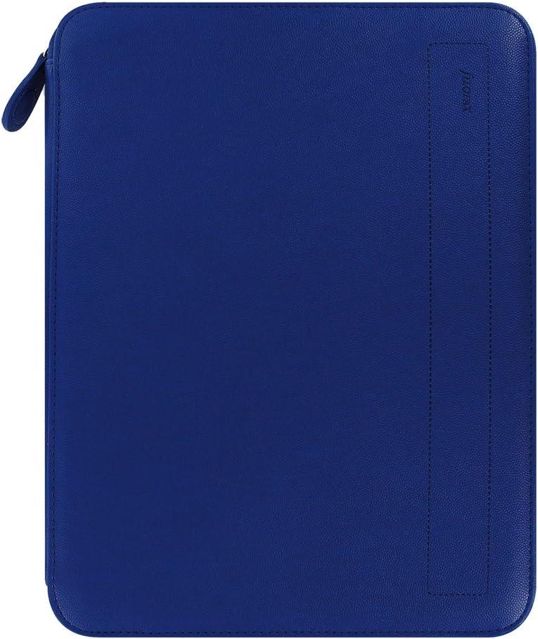Filofax Pennybridge Zipped Portfolio Blue B829833U Cobalt Virginia Max 61% OFF Beach Mall