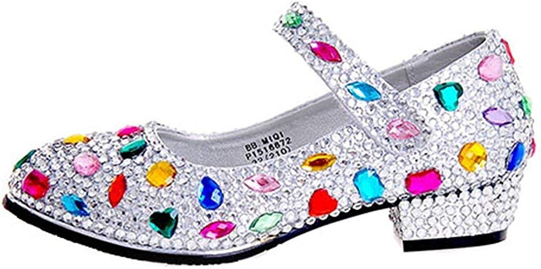 Fuxitoggo Damen Mary Jane Style Strass Low Heel Hochzeit Pumps Schuhe (Farbe   MultiFarbe-3cm Heel, Größe   3.5 UK)    Schönes Design    Billig ideal    Der Schatz des Kindes, unser Glück