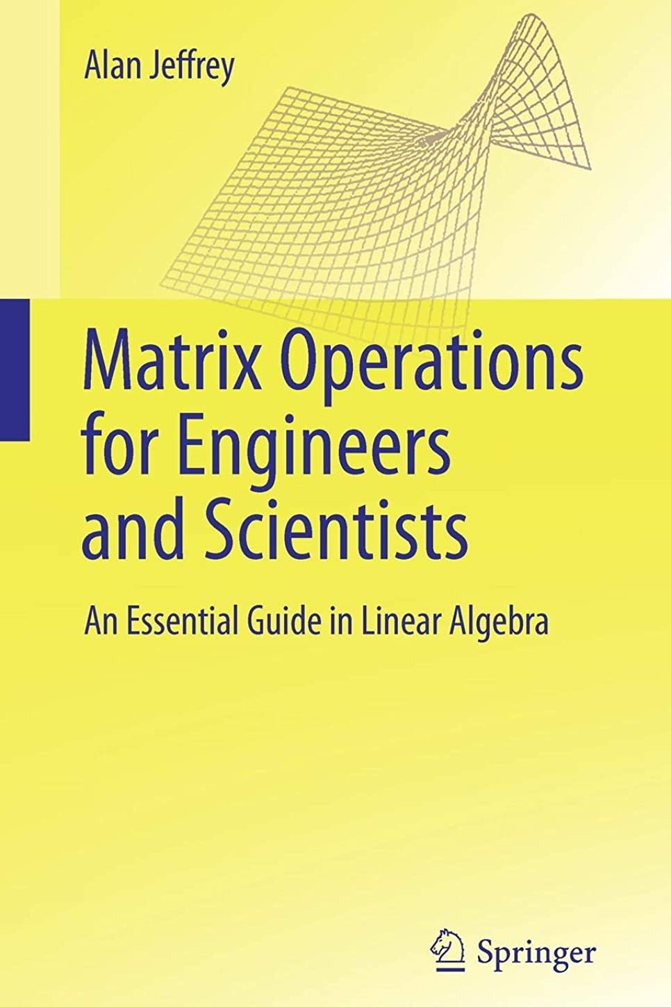 マウスバーベキューアジテーションMatrix Operations for Engineers and Scientists: An Essential Guide in Linear Algebra