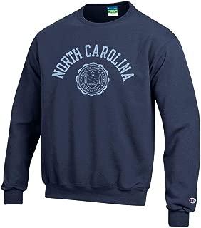 Elite Fan Shop NCAA Men's Crew Sweatshirt Team Seal