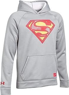 Boys Superman Retro Hoody
