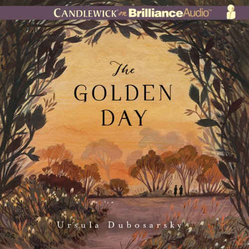 The Golden Day audiobook cover art