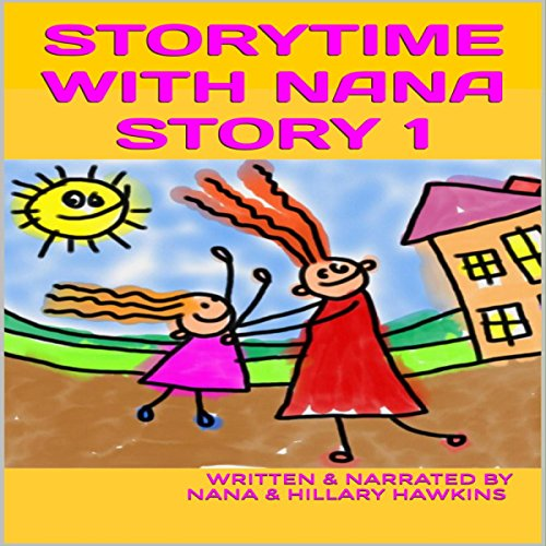 Storytime with Nana, Story 1: Pigs audiobook cover art